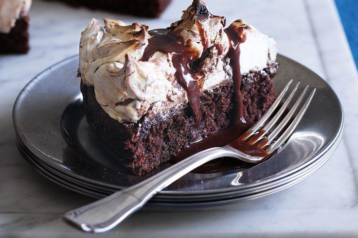 ... Chocolate Meringue, Choc Hazelnut Meringue, Chocolate Mud Cake