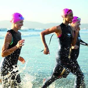 Triathalon Training for real people