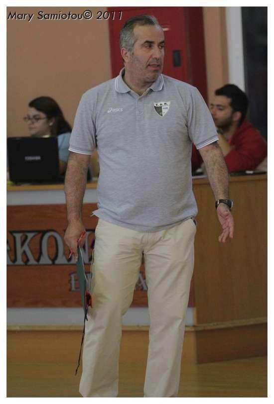 Χριστόπουλος: μεγάλη πρόκληση στην καριέρα του ο Παμβοχαϊκός