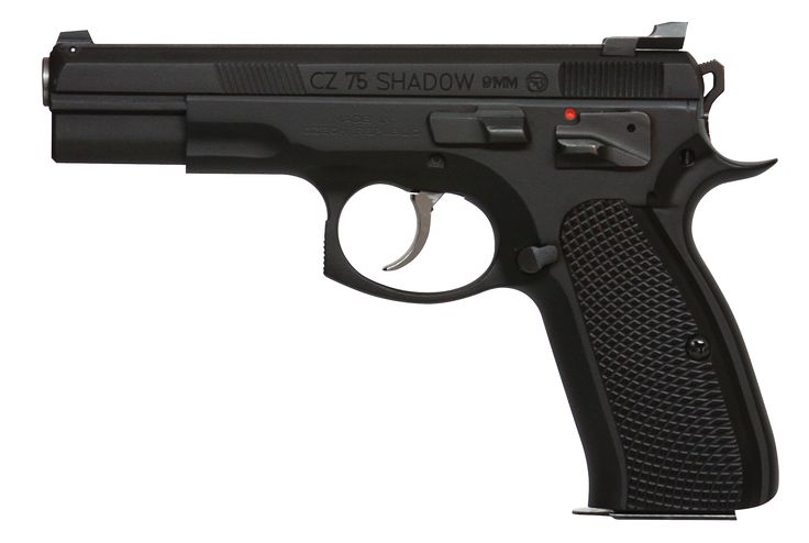 The CZ 75 Shadow Tac II is a competition-ready 75 for those who don't need the accessory rail of the SP-01 Shadow.