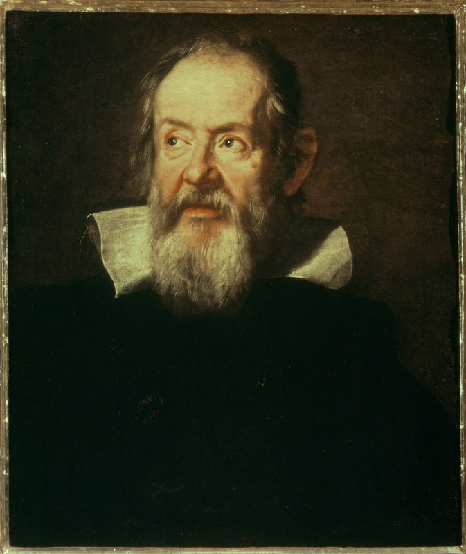 On the 15 February 1564, Galileo Galilei was born. The Italian physicist, mathematician, astronomer and philosopher played a major role in the Scientific Revolution.