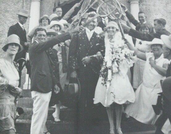 Mabel Krugers wedding