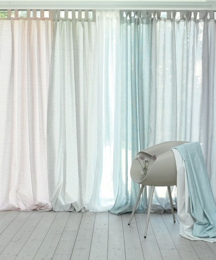 Curtains made to measure, Pfister Vorhang Service, Campo curtains