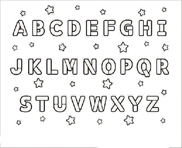31 besten Toys Alphabet Bilder auf Pinterest   Alphabet buchstaben ...