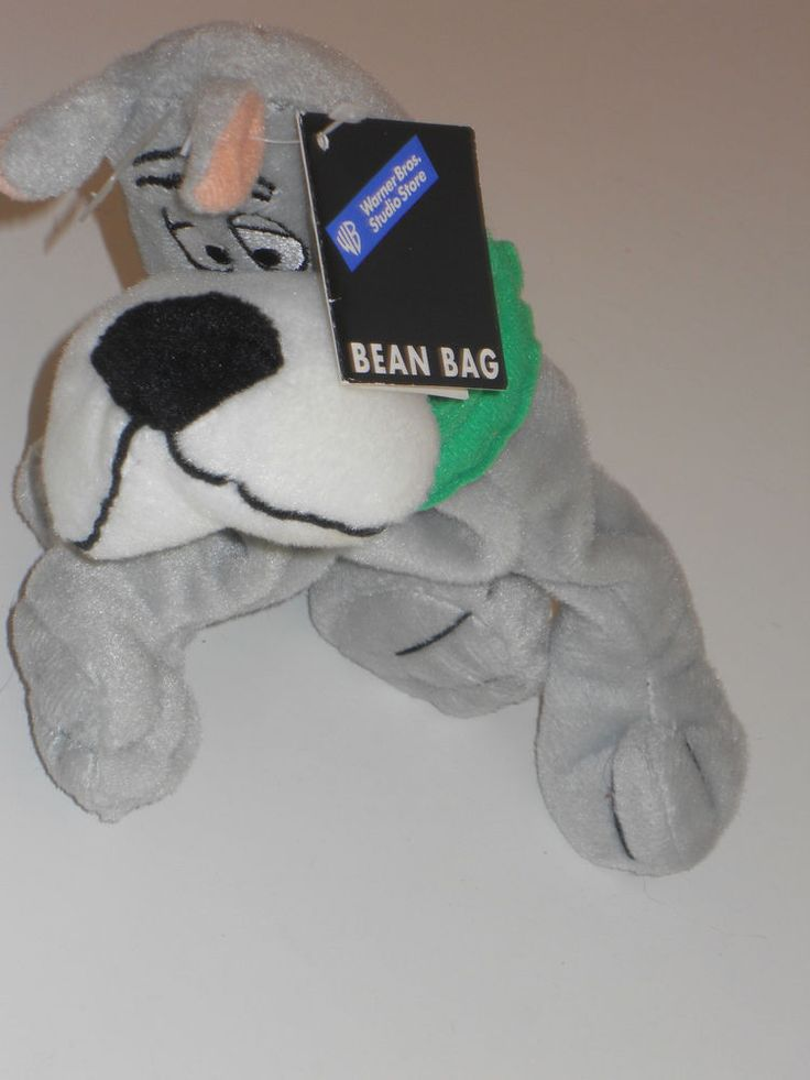 Warner Bros Studio Store Hanna Barbera soft plush bean bag toy ASTRO DOG new tag  | eBay