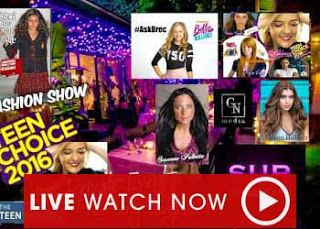 TOD@Y, Do you thinking to watch Teen Choice Awards 2016 online Live. The 2016 Teen Choice Awards ceremony hosted by Victoria Justice and John Cena is scheduled to be on …
