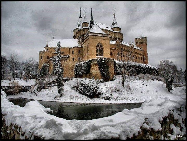 Bajmóc várkastélya, Felvidék, ma Szlovákia területén