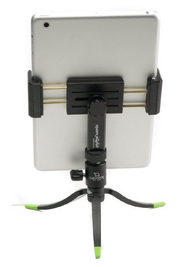 Amazon.com: Square Jellyfish Mini Tablet Tripod Mount (NEW UPDATED VERSION) (Mount Only): Computers & Accessories