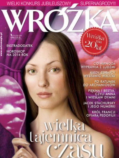"""""""Wróżka"""" styczeń 2014"""