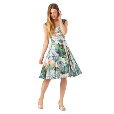 Phase Eight Eden Printed Dress- | Debenhams