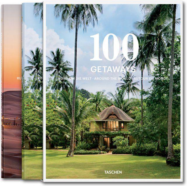 100 Getaways around the World. TASCHEN Books (Jumbo, TASCHEN 25 Edition) #Style #Travel