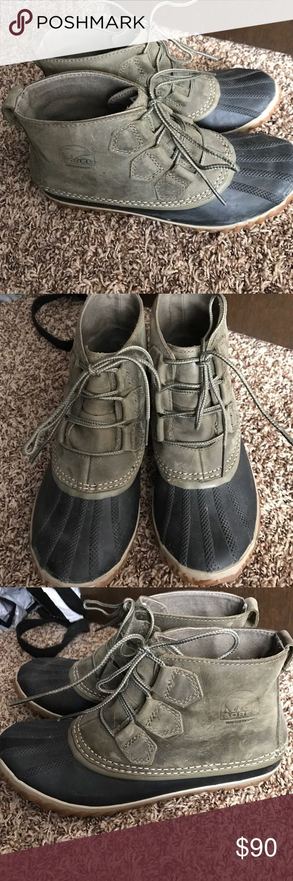 Sorel rain boots from free people, never worn Sorel rain boots from free people, never worn Sorel Shoes Winter & Rain Boots