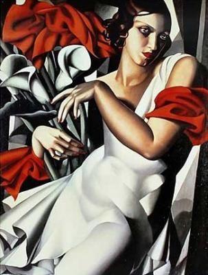 Tamara de Lempicka - Portrait of Ira P., 1930