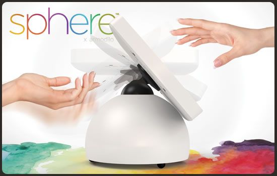 Sphere™ by Armodilo | Interaction on both sides of the counter