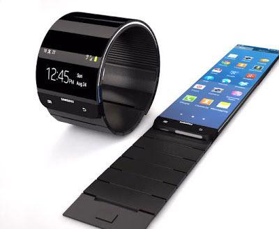 """Reloj inteligente de Samsung sera lanzado en septimbre bajo el nombre de """"Samsung Galaxy Gear"""" - AndroidRD"""