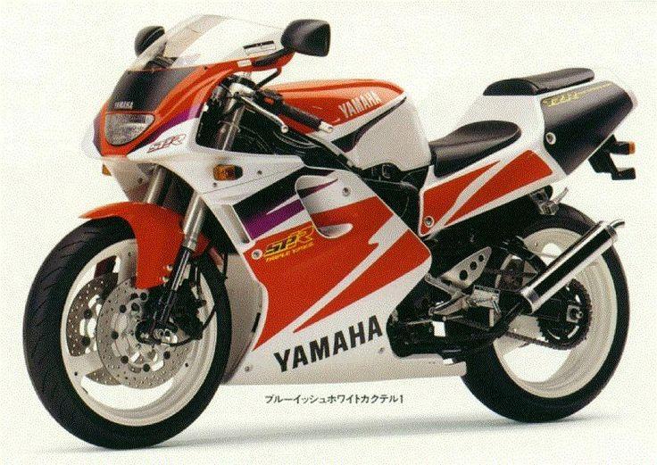 Yamaha TZR 250 SP '95