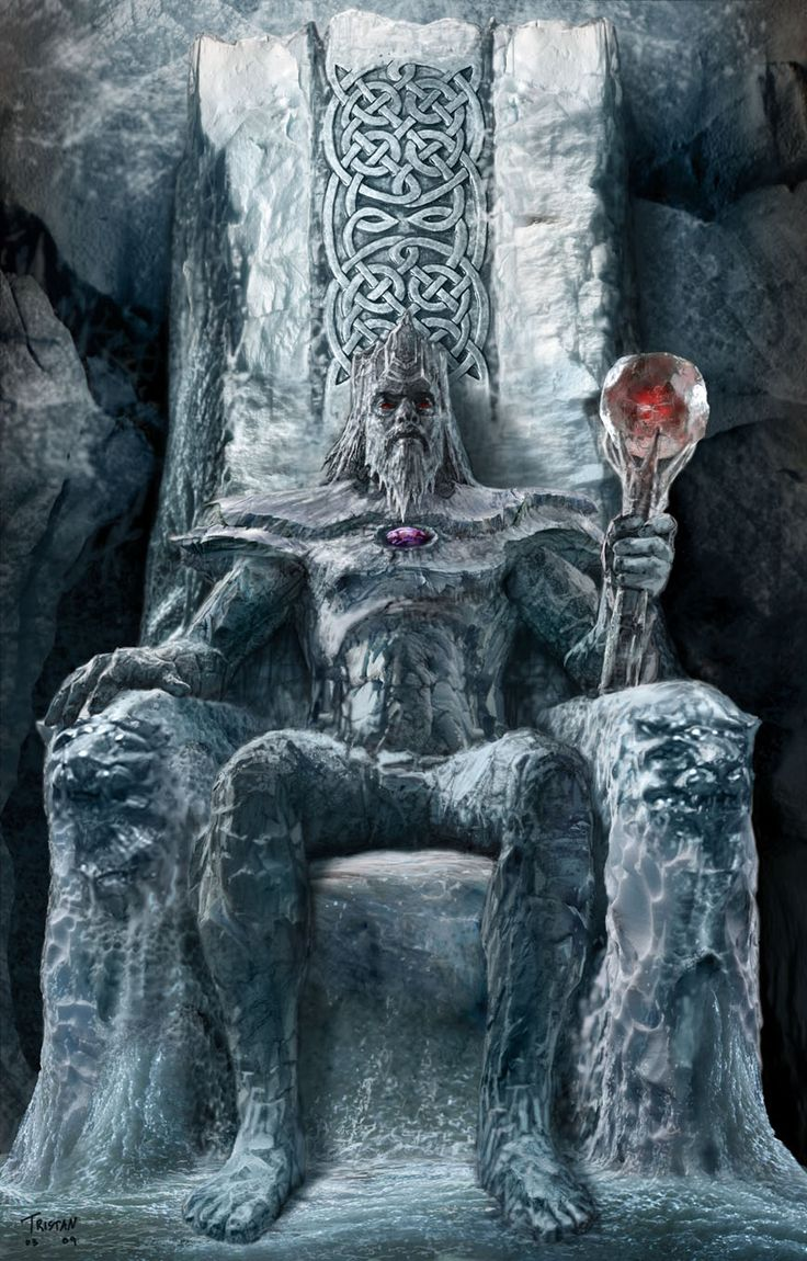 Laufey - Thor Concept Art