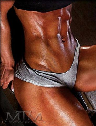 Some motivation for my Killer Abs workout today :) Happy Training Guys!!! #ABS…