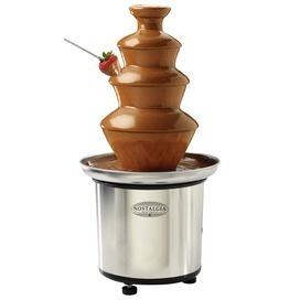 Chocolate Fondue Fountain!