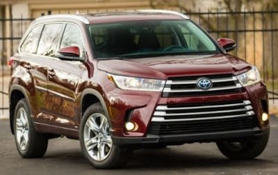 http://ift.tt/2pPPEHg 2017 Toyota Highlander Hybrid Le V6 Awd | 2017 Electric Cars http://ift.tt/2pnrn8F  2017 Toyota Highlander Hybrid Le V6 Awd_2017 Electric Cars  2017 Toyota Highlander Hybrid Le V6 Awd | 2017 Electric Cars.Low gas tolls have begotten hard time for composites. Even today's most efficient gas-electrics--the Toyota Prius the Kia Niro and the Hyundai Ioniq--don't pencil against less efficient but much cheaper nonhybrid counterparts in the same general class. And those are…