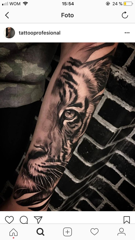 Notitle Tattoo Ideen Ideen Notitle Tattoo Tiger