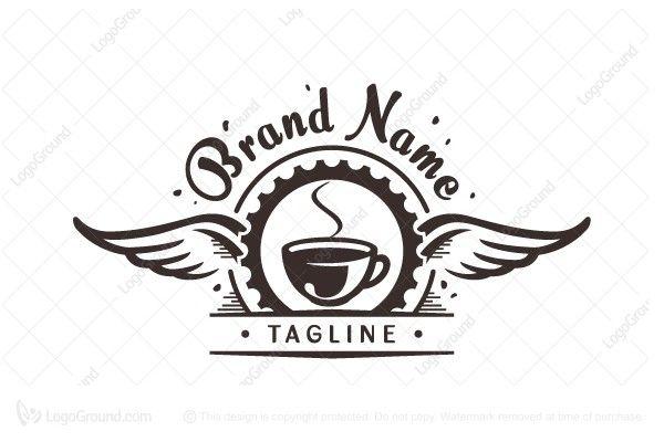 Exclusive Logo 96319 Great Taste Coffee Logo Dengan Gambar Desain