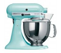 KitchenAid Artisan azul hielo + REGALO BOL CRISTAL