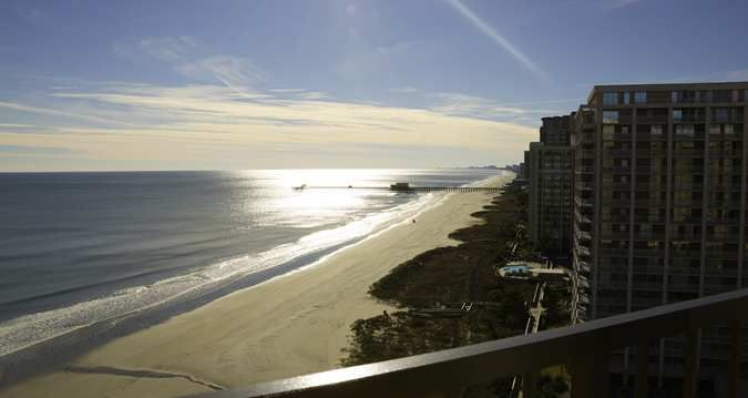 Hilton Myrtle Beach Resort, SC Hotel - King Ocean View