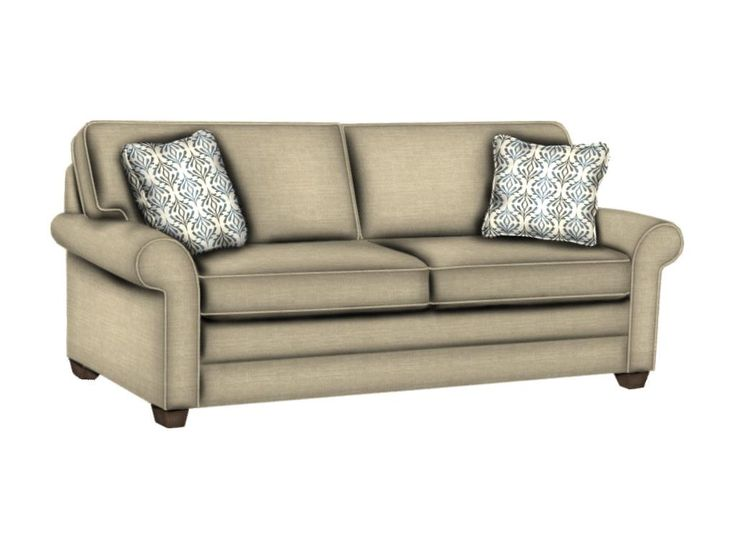 Bennett ra sofa 86quot 207889 ethan allen danbury ct for Ethan allen bennett sectional sofa