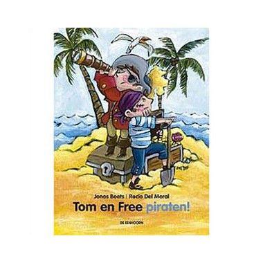 Tom en Free / Piraten ! - J. Boets  Tom en Free hebben een film over piraten gezien. Ze willen ook piraten zijn. Papa vertelt dat zijn opa een piraat was en dat hij een schat heeft begraven in de tuin.  EUR 9.29  Meer informatie