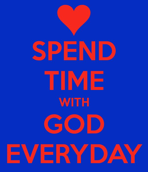 Spend Time With Your Wife Quotes: Spending Time With God Quotes. QuotesGram