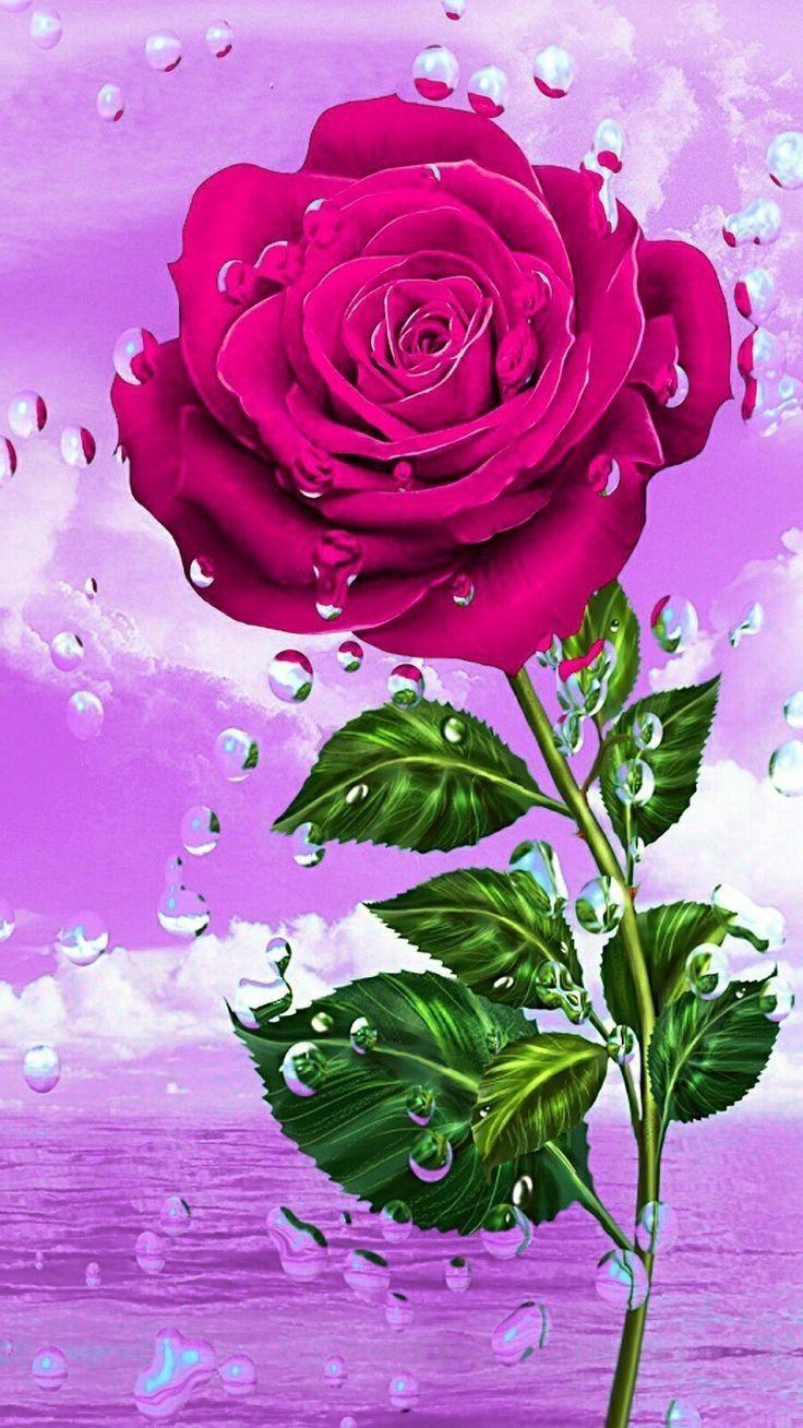 Pin De Iloveroses Em Beautiful Flowers Em 2020 Rosas Papel De