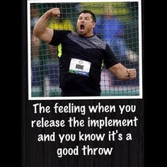 Quotes for Throwers Track | Shot put & Discus