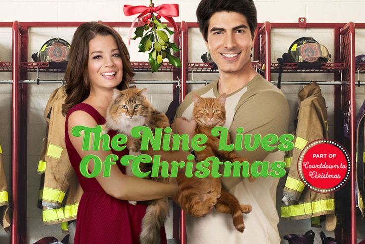 The Nine Lives of Christmas - three and a half stars.  Good movie but the book was much better.