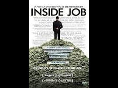 Inside Job /  Matt Damon   William Ackman