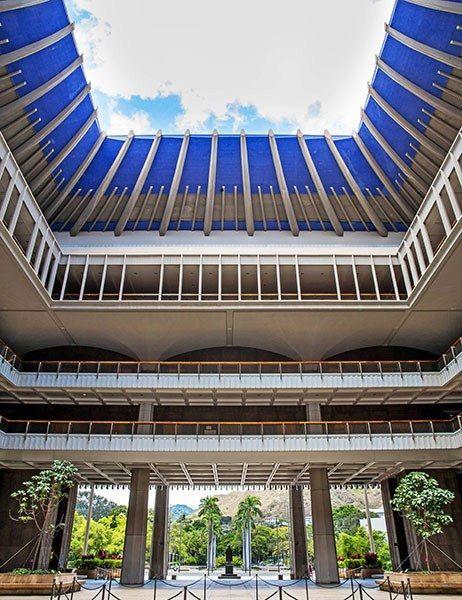 Look Inside 15 Beautiful State Capitol Buildings. Honolulu HawaiiBeautiful  ArchitectureUnited ...
