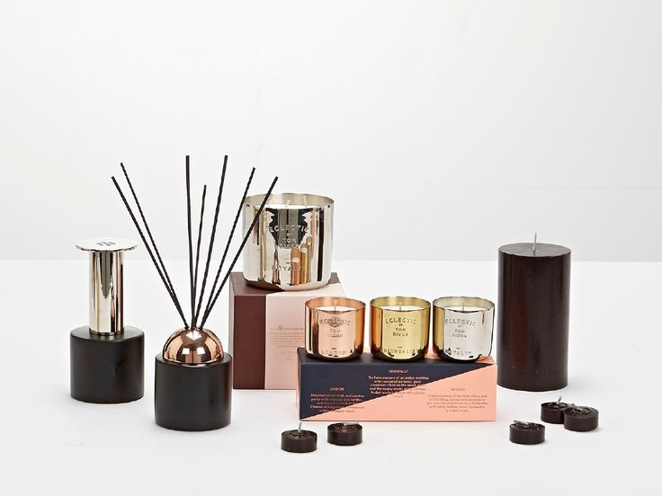 Eclectic by Tom Dixon Scented