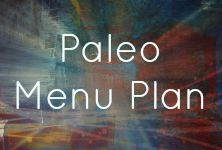 I have heard of the Paleo diet before and have put together a menu plan to help anyone on it!
