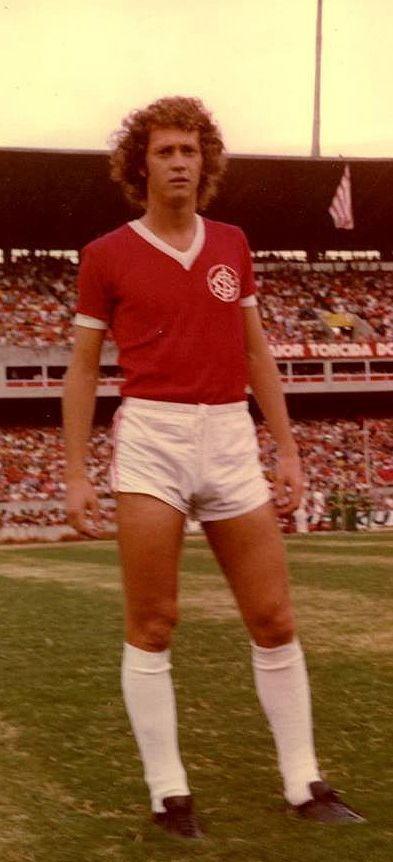 Paulo Roberto Falcão on Internacional de Porto Alegre - Brazil