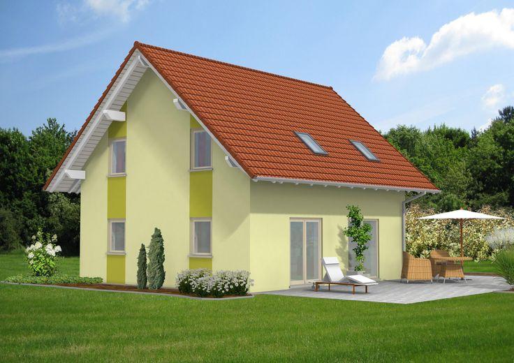 Hausideen - F.C. Nüdling Fertigteiltechnik GmbH + Co. KG Einfamilienhaus Toskana130 #Fertighaus#Massivhaus#Schlüsselfertig