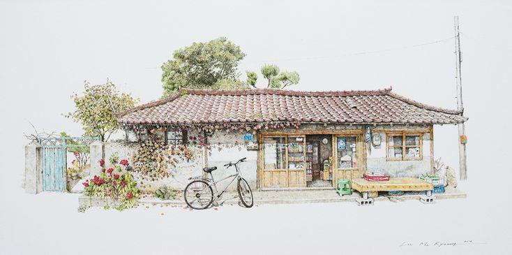 wonsammyeona.jpg (1000×497) LEE ME KYEOUNG Born in Chungbuk, Korea 1970 http://www.leemk.com/