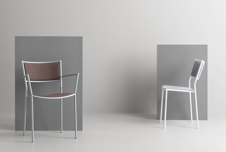 Jig Armchair and Chair. Chris Martin for Massproductions