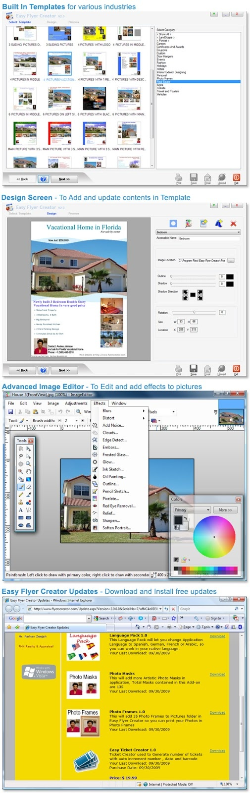 mejores ideas sobre flyer creator en palimpseste easy flyer creator v3 0 final keygen mc4