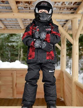 X-Tronic Boy Suit. Also available in black. For more details, visit our website ckxgear.com