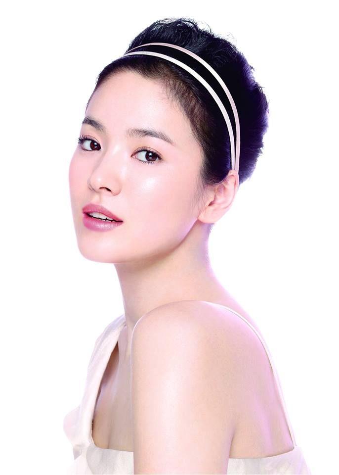 Song Hye Kyo - amazing skin