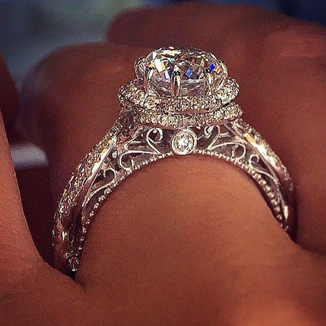 25 best diamonds are a girls best friend images on Pinterest