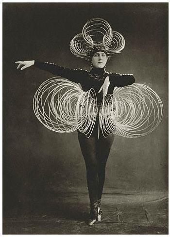 Bauhaus Costume, via Flickr.