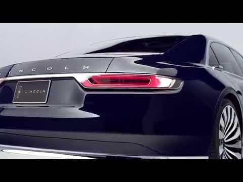 Prescription:  Debut. The 2016 Lincoln Continental Concept Just Debuted… What Do You Think? | 4Wheel Online Blog - Automotive News