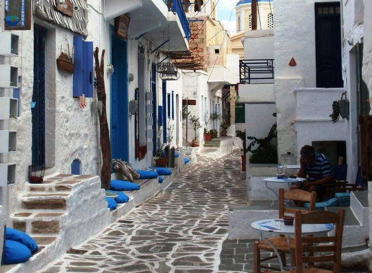 Kimolos - perfect little street
