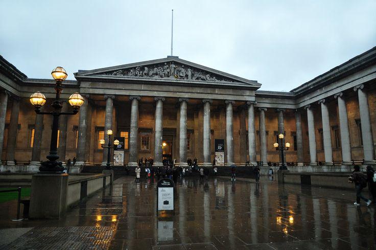 MUSEO BRITANICO LONDRES, INGLATERRA